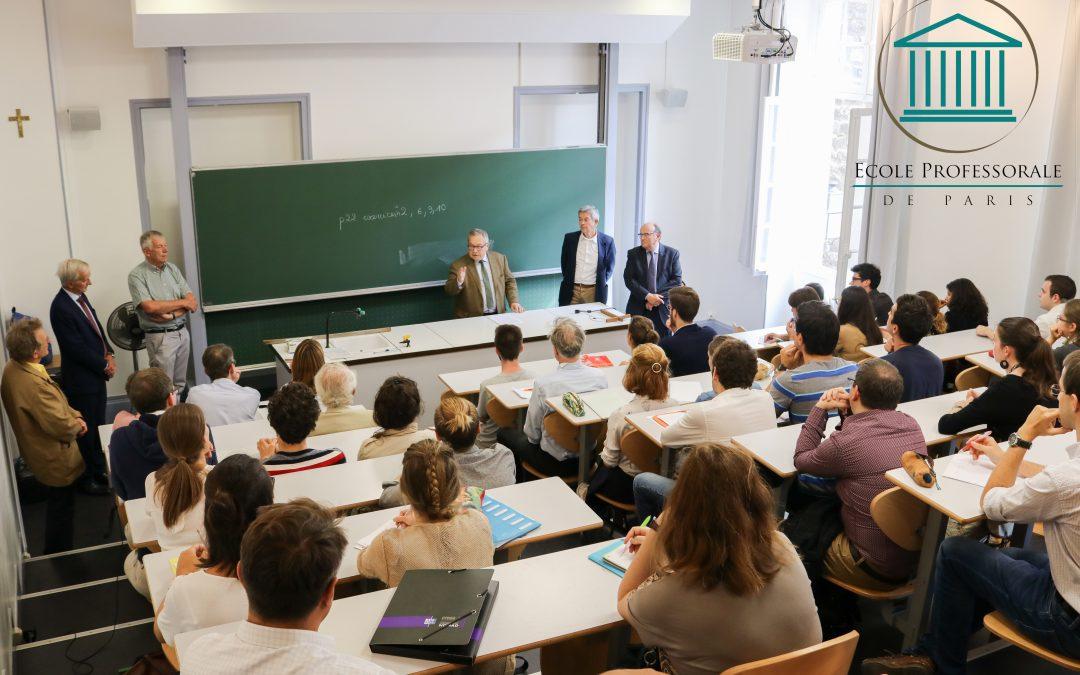 Remise des diplômes – 1er février  2020