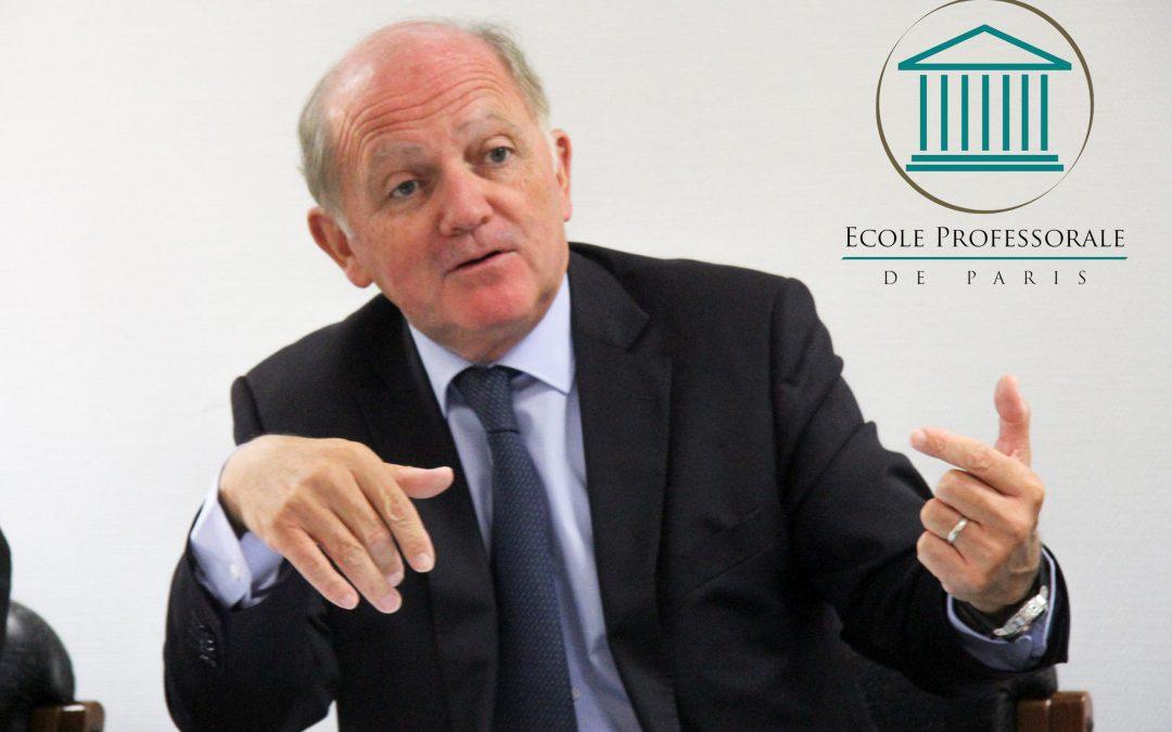 Conférence de François Goulard – 21 novembre 2018